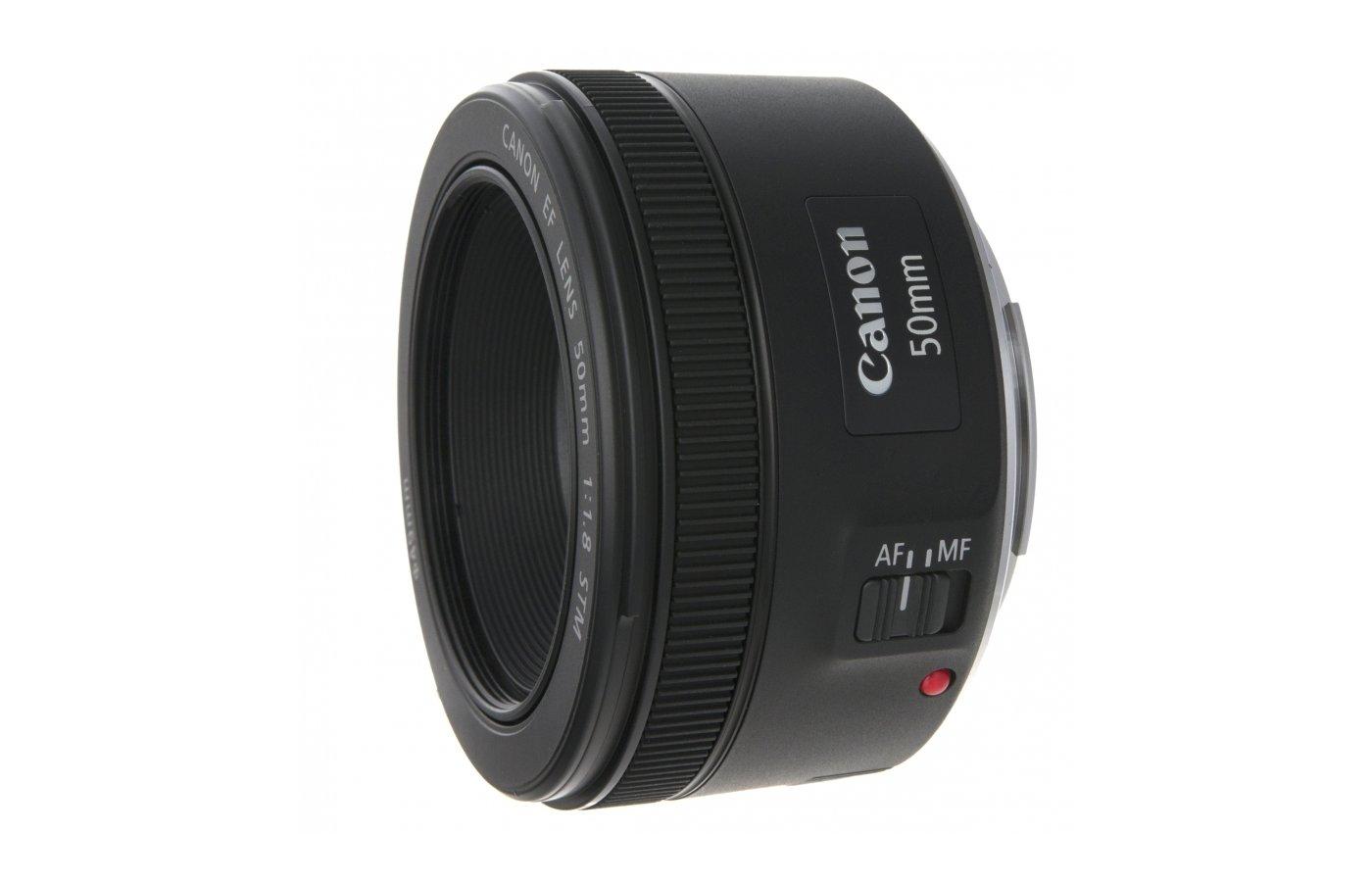 Объектив Canon EF 50mm f/1.8 STM (0570C005)
