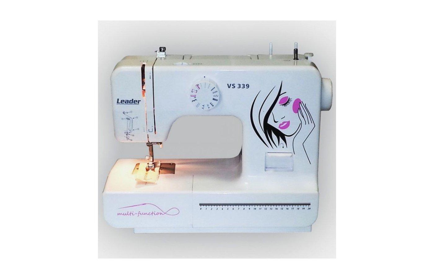 Швейная машина LEADER VS 339