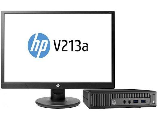 Системный блок HP Bundles 260G2 DM /Z2J77ES/