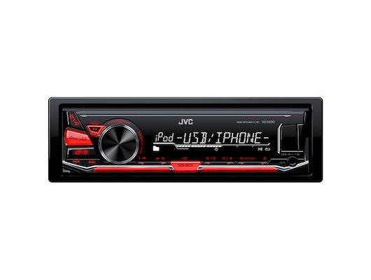 Автомагнитола JVC KD-X230
