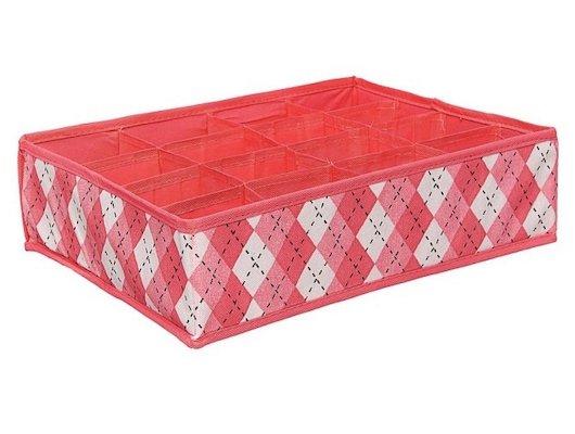 Емкости для хранения одежды VETTA 457-288 Кофр для текстильных мелочей