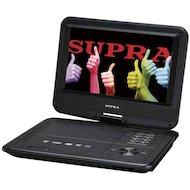 Портативный DVD SUPRA SDTV-926U black