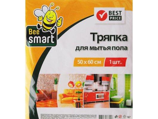 Инвентарь для уборки BEESMART ТРЯПКА Д/ПОЛА 50х60см
