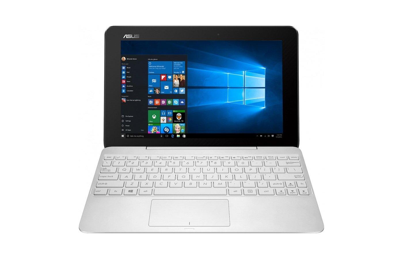 Ноутбук Asus T100HA-FU004T /90NB074B-M07120/