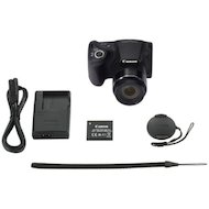 Фото Фотоаппарат компактный CANON PowerShot SX420 IS black