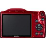 Фото Фотоаппарат компактный CANON PowerShot SX420 IS red