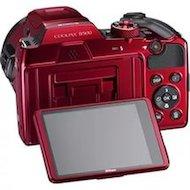 Фото Фотоаппарат компактный Nikon Coolpix B500 red