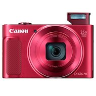 Фото Фотоаппарат компактный CANON PowerShot SX620 HS red