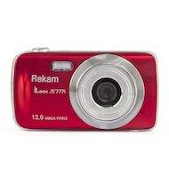 Фотоаппарат компактный Rekam iLook S777i красный