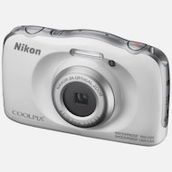 Фотоаппарат компактный Nikon Coolpix W100 White Backpack kit