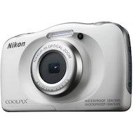 Фото Фотоаппарат компактный Nikon Coolpix W100 White Backpack kit
