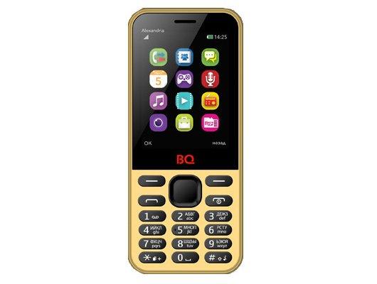Мобильный телефон BQ BQM-2800 Alexandria Coffee