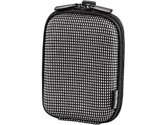 Сумка для фотоаппарата HAMA  Hardcase Two Tone 60H 6.5 x 3 x 10.5 см белый/черный  H-103750