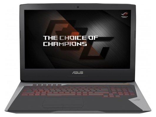 Ноутбук ASUS ROG G752VT-GC074T /90NB09X1-M00830/