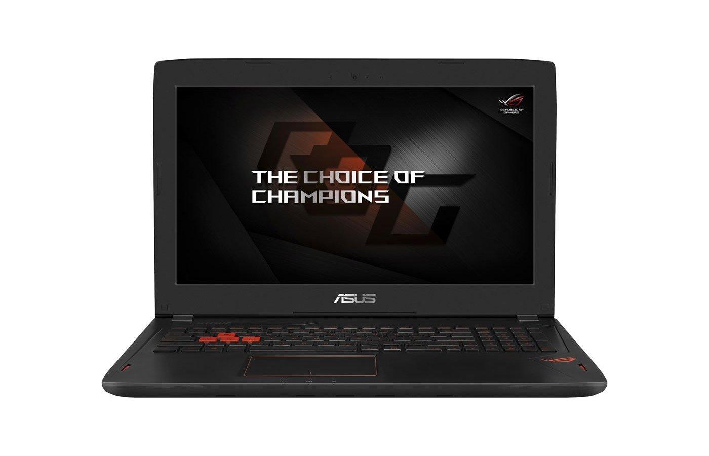 Ноутбук ASUS ROG GL502VM-FY073T /90NB0DR1-M01030/