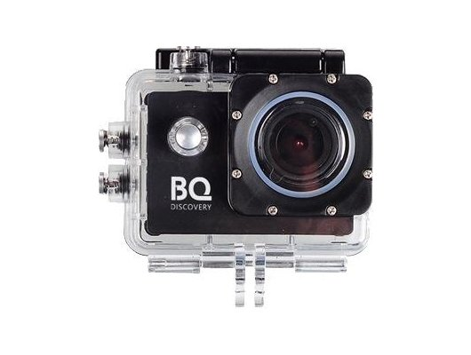 Экшн-камера BQ-C002 Discovery Black
