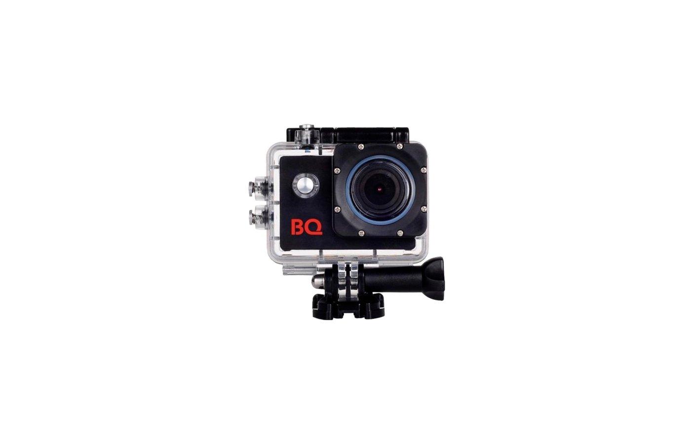 Экшн-камера BQ-C001 Adventure Black