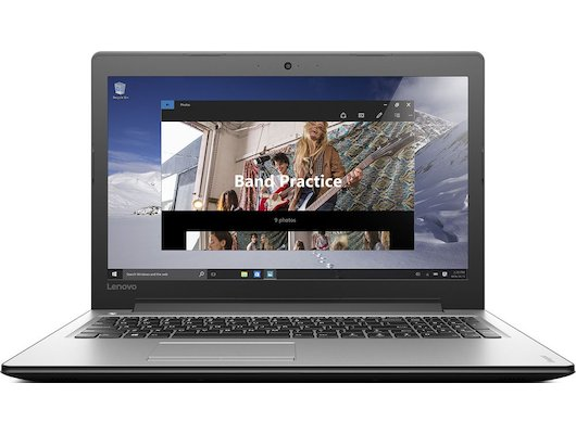 Ноутбук Lenovo IdeaPad 300-15ISK /80Q701JNRK/ intel i5 6200U/4Gb/500Gb/DVDRW/R5 M430 2Gb/15.6/WiFi/BT/Win10