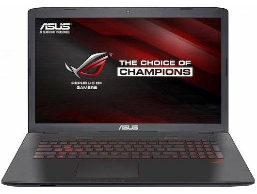 Ноутбук Asus GL752VW-T4356T /90NB0A42-M04910/