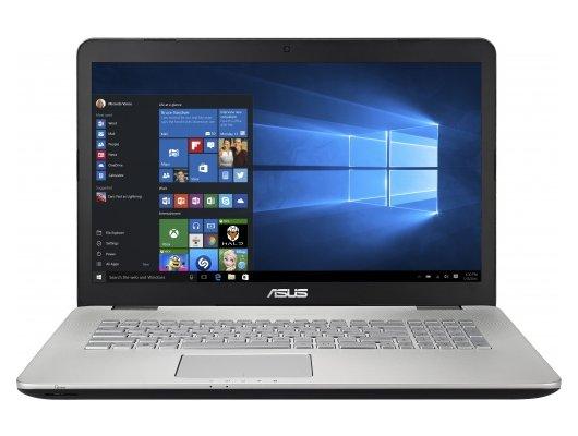 Ноутбук ASUS N751JX-T7215T /90NB0842-M02600/