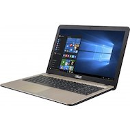 Фото Ноутбук ASUS X540LJ-XX569T /90NB0B11-M08030/ intel i3 5005U/4Gb/500Gb/GF920 1Gb/DVDRW/15.6/WiFi/Win10