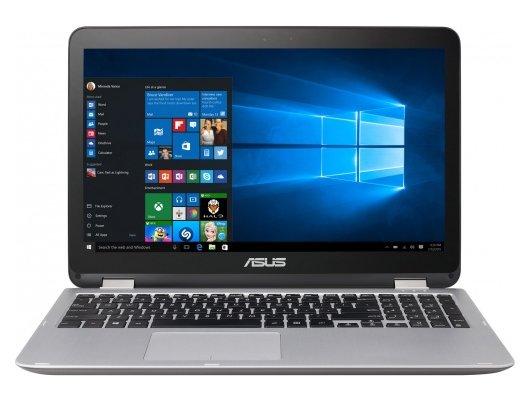 Ноутбук ASUS TP501UQ-DN046T Transformer /90NB0CV1-M00550/ i5 6200U/6Gb/1Tb/GTX 940M 2Gb/15.6FHD/Touch/Win10