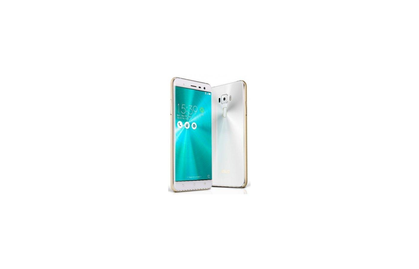 Смартфон ASUS ZE552KL ZenFone ZF3 64Gb gold