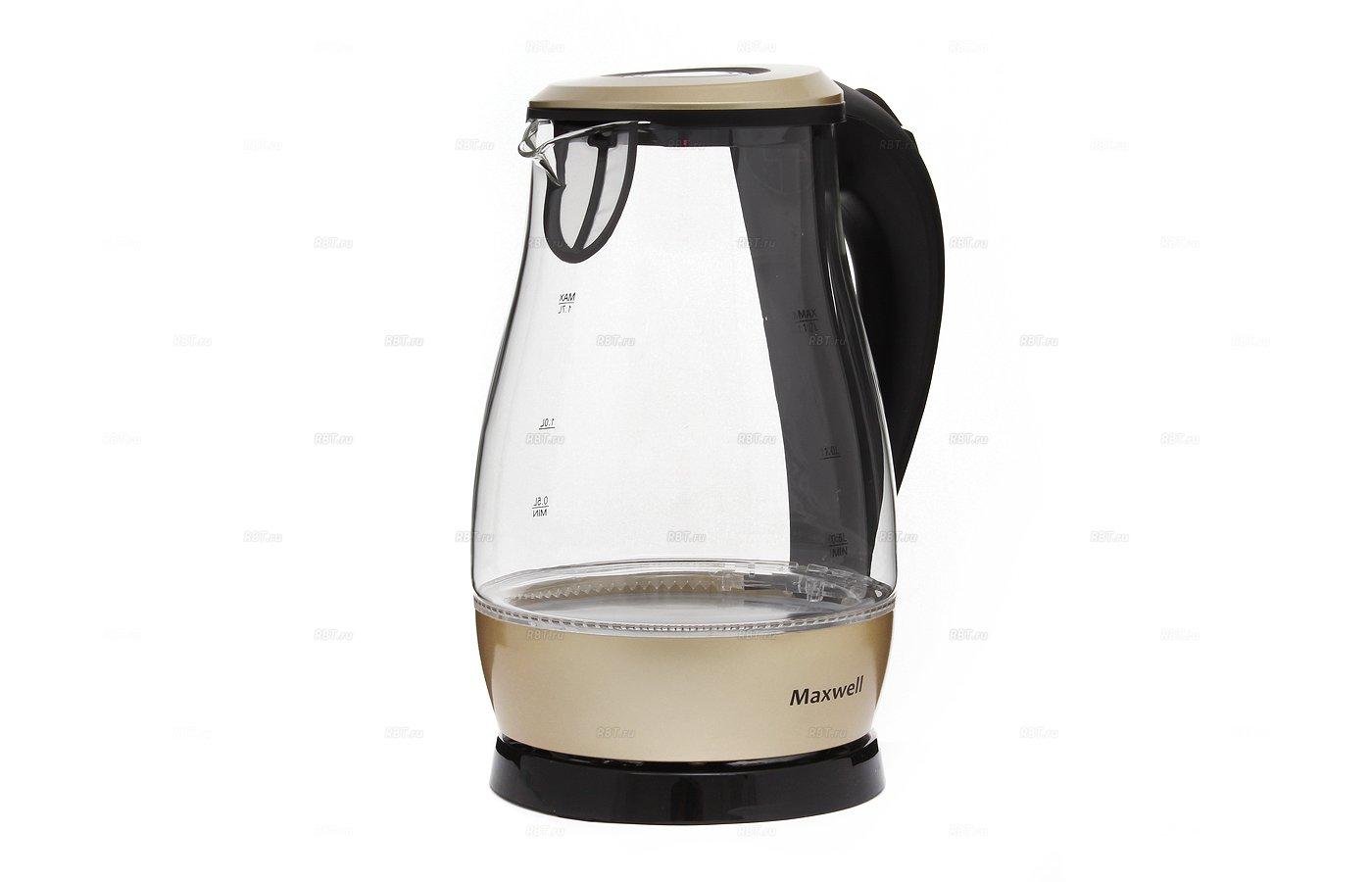 Чайник электрический  MAXWELL MW-1041
