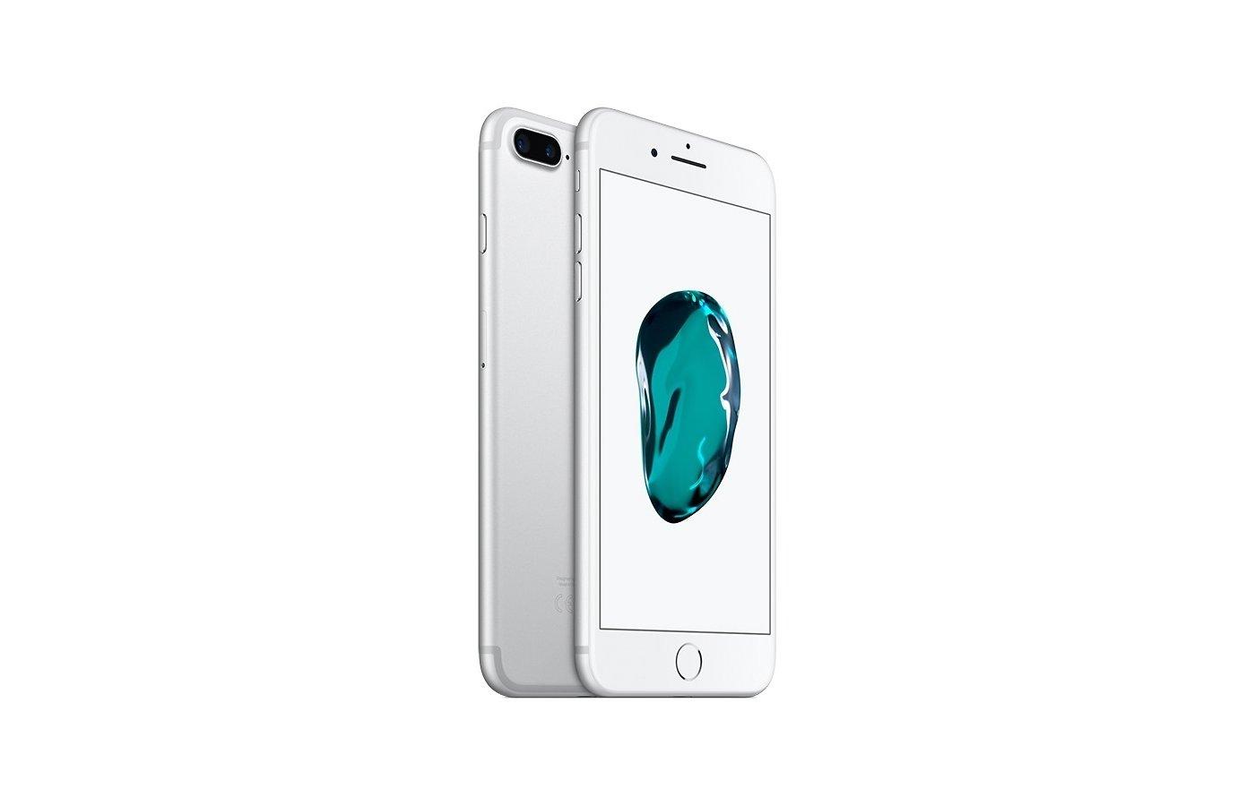 Смартфон Apple iPhone 7+ 128GB Silver MN4P2RU/A
