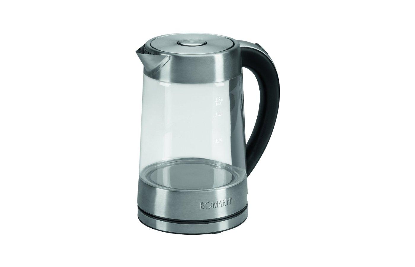 Чайник электрический  BOMANN WK 5023 G CB inox