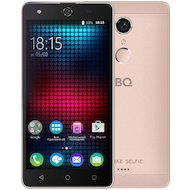 Фото Смартфон BQ BQS-5050 Strike Selfie Rose Gold