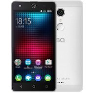 Смартфон BQ BQS-5050 Strike Selfie Silver