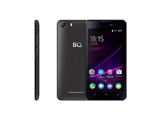 Смартфон BQ BQS-5065 Choice Black