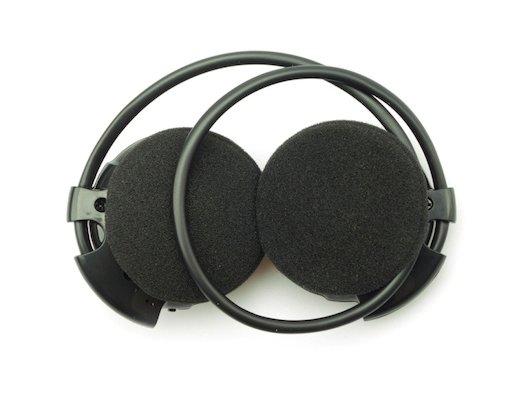 Гарнитуры HARPER HB-100 Bluetooth v4.1 белый/серый