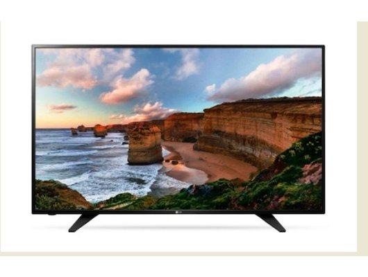 LED телевизор LG 43LH500T