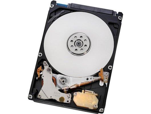 """Жесткий диск HGST SATA-III 500Gb HTS545050A7E680 Travelstar Z5K500 (5400rpm) 8Mb 2.5"""""""