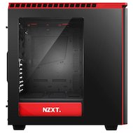 Фото Корпус NZXT H440 черный/красный w/o PSU ATX 7x120mm 5x140mm 2xUSB2.0 2xUSB3.0 audio bott PSU