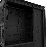 Фото Корпус NZXT H440 Razer черный/зеленый w/o PSU ATX 7x120mm 5x140mm 2xUSB2.0 2xUSB3.0 audio bott PSU
