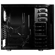 Фото Корпус NZXT H230 черный w/o PSU ATX 1x92mm 2x120mm 2xUSB3.0 audio front door bott PSU