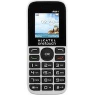 Фото Мобильный телефон Alcatel 1013D white