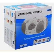 Фото Магнитола BBK BX-110U оранжевый/черный