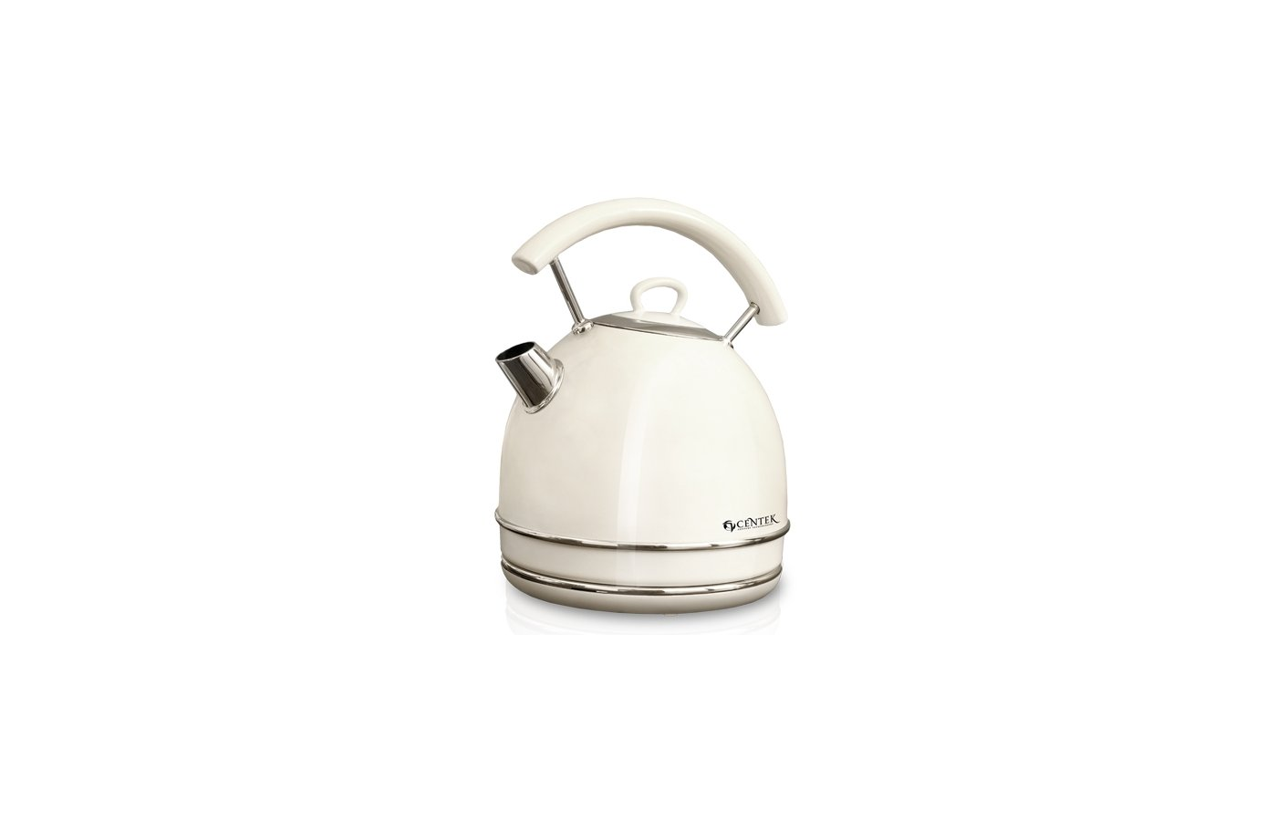 Чайник электрический  CENTEK CT-1065 cream