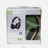 Фото Гарнитуры HARPER HB-402 Bluetooth v4.0 голубой