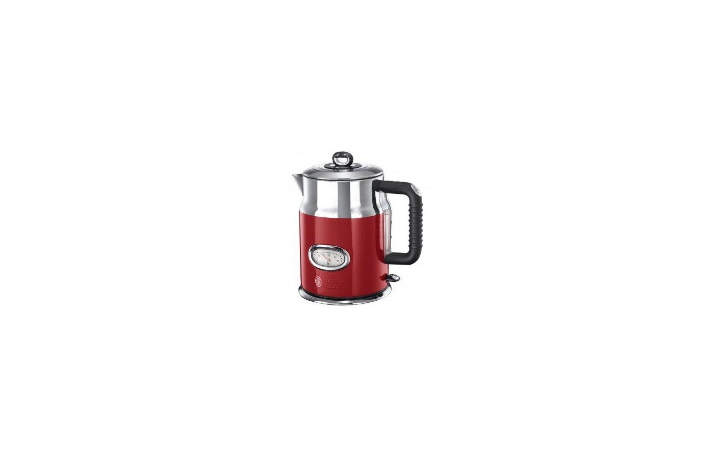 Чайник электрический  RUSSELL HOBBS Retro Ribbon Red 21670-70