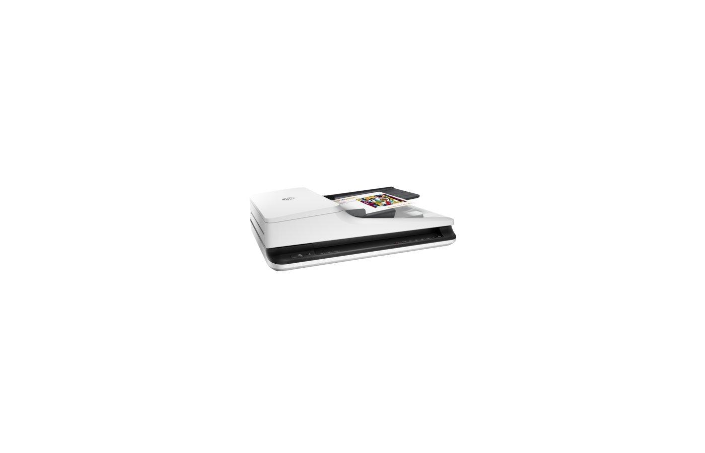 Сканер HP Scanjet Pro 2500 f1 /L2747A/