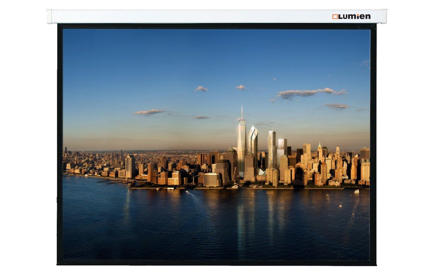 """Экран для проектора LUMIEN Master Picture 110"""" 154x240 16:10 (LMP-100134) настенный"""