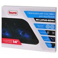Фото Подставка для ноутбука BURO BU-LCP140-B214H черный