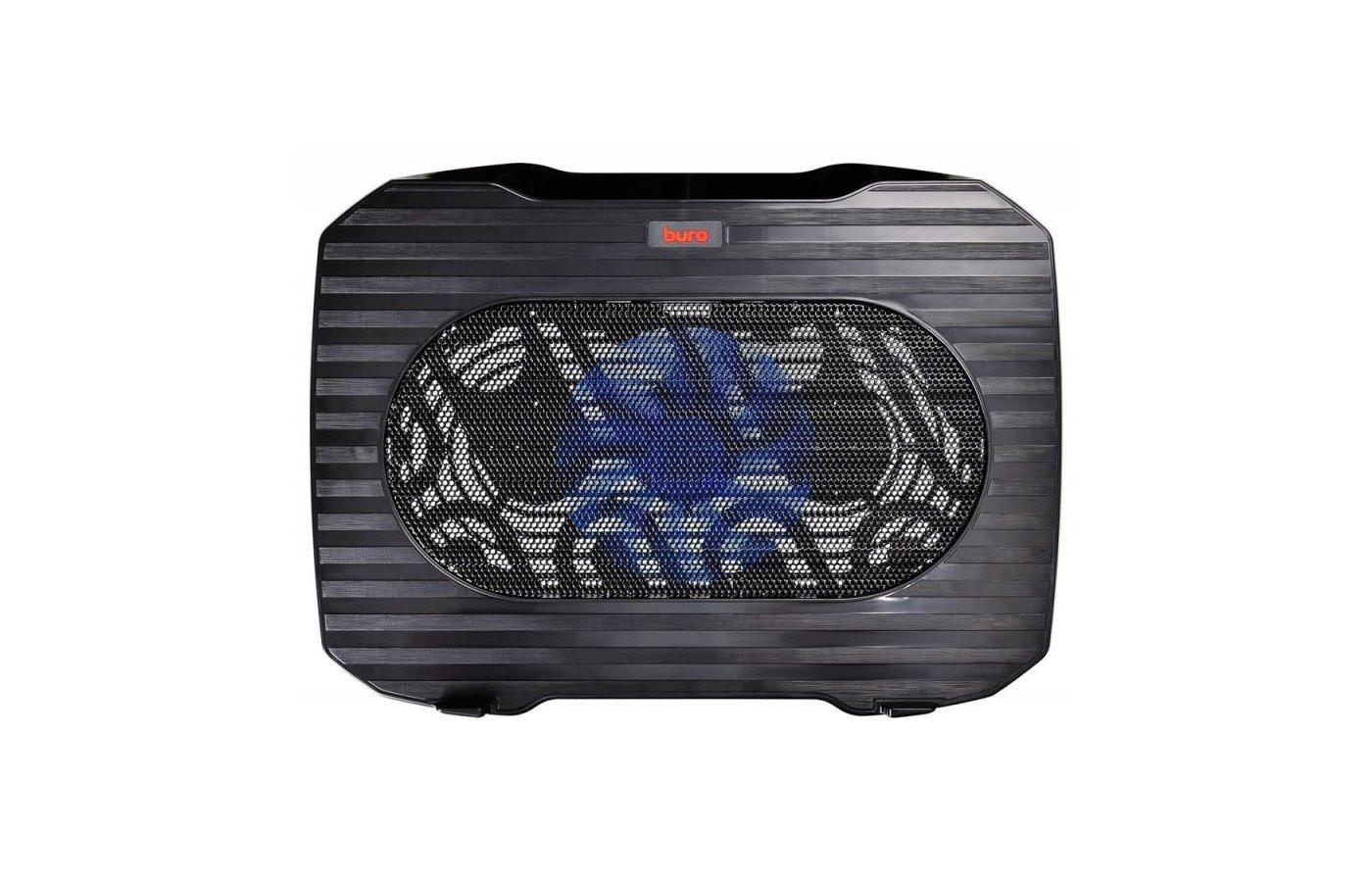 Подставка для ноутбука BURO BU-LCP156-B114 черный