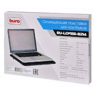 Фото Подставка для ноутбука BURO BU-LCP156-B214 черный