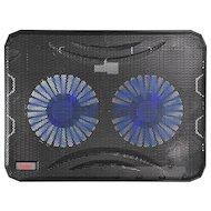 Подставка для ноутбука BURO BU-LCP156-B214 черный